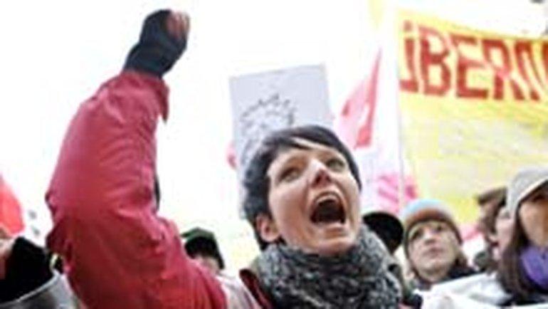 Die Streikunterstützung von ver.di
