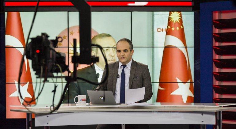 In der Türkei dürfen Journalisten nicht mehr aufklären, ohne Gefahr zu laufen, verhaftet zu werden