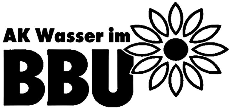 Logo AK Wasser im BBU