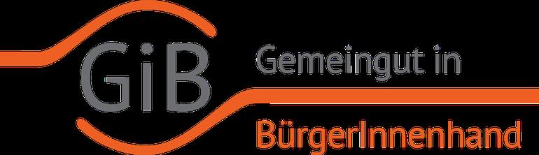 Logo GIB - Gemeingut in BürgerInnenhand