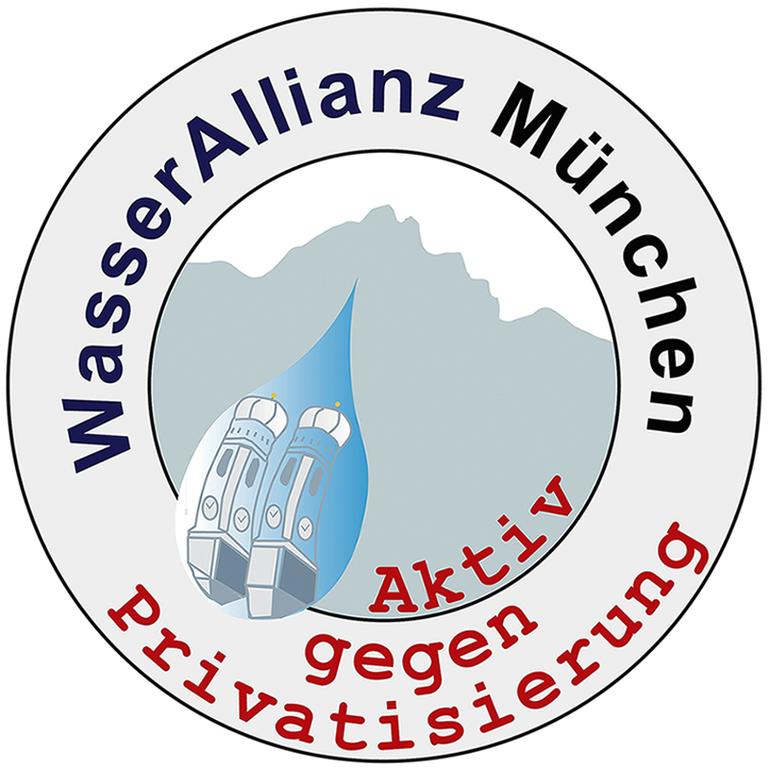 Logo Wasserallianz München