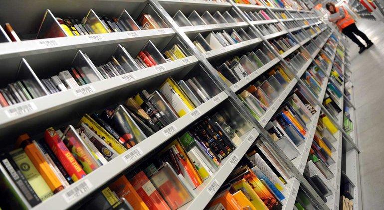 Bücher als Druckmittel im Streit mit den Verlagen?