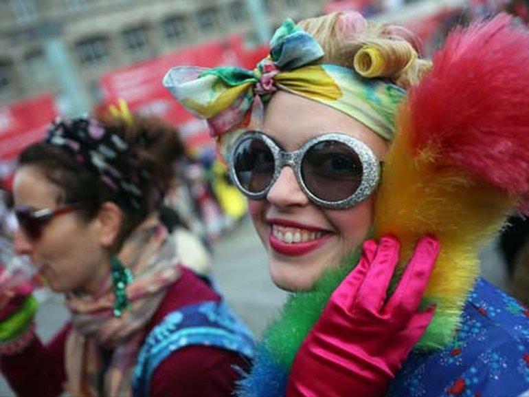 Auch zum Karneval herrscht nicht überall Narrenfreiheit.