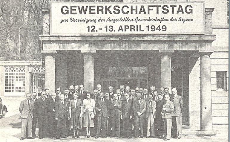 DAG-Gewerkschaftstag 1949