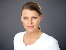 Franziska Heine, Assistentin Pressestelle