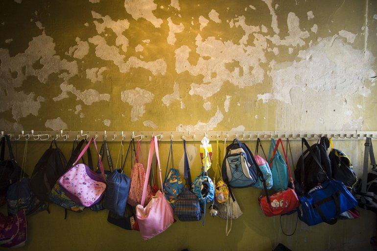 Wenn in den Schulen der Putz von den Wänden fällt, spart der Staat am falschen Ende