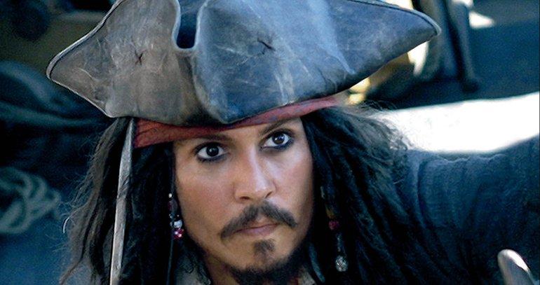 """Der """"Fluch der Karibik"""" hat die Filmfabrik Walt Disney eingeholt: Die Synchronstimme von Captain Jack Sparrow hat sich seine rechtmäßige Vergütung erstritten wie sein Alter Ego im Film sein Piratenschiff"""