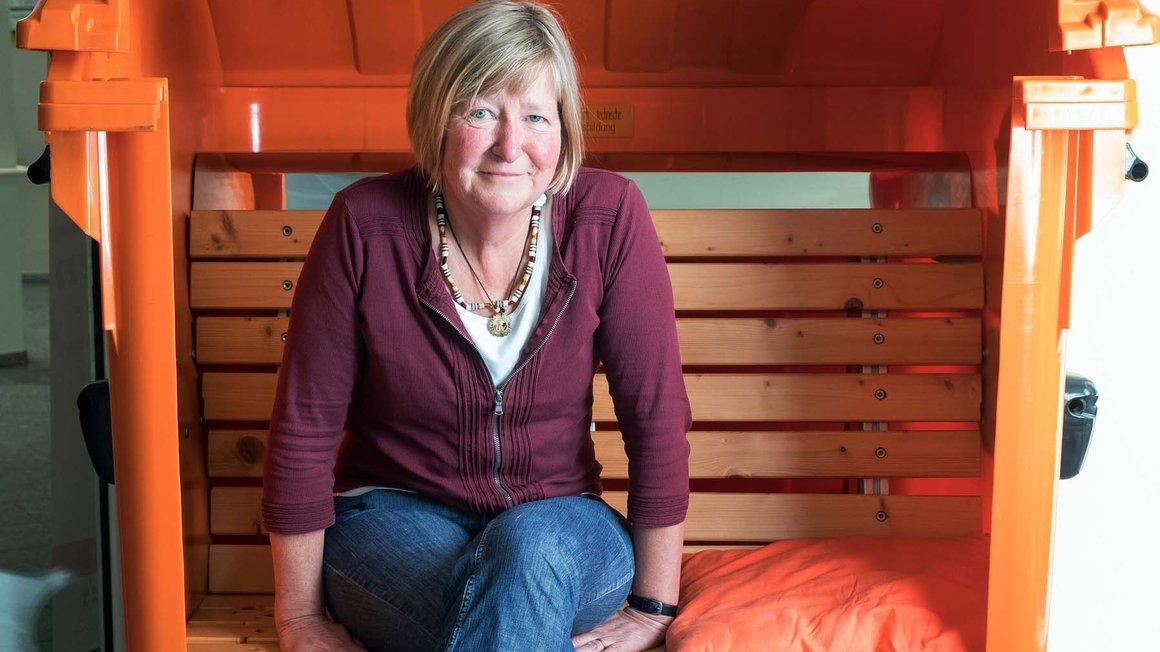 Sabine Skubsch, Konzernbetriebsratsvorsitzende des Internationalen Bundes