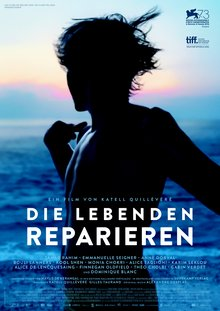"""""""Die Lebenden reparieren"""" – Kinoplakat"""