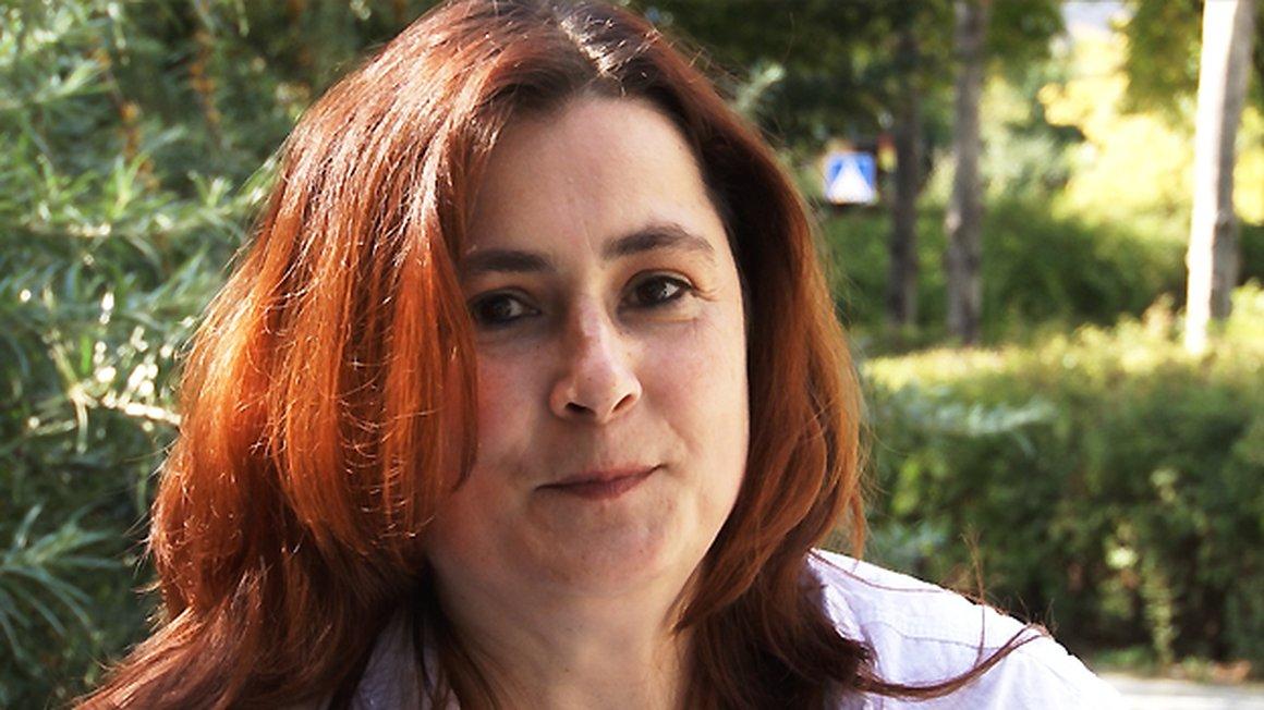 Doreen W., Bankkauffrau