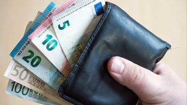 Eine monatliche Zahlung für alle, egal ob arm oder reich