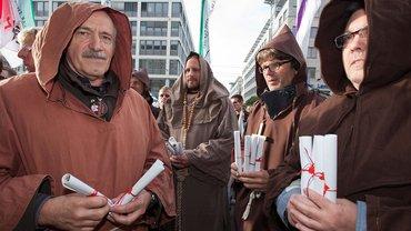 Nicht alle Diakonie-Beschäftigten müssen zwingend evangelisch sein