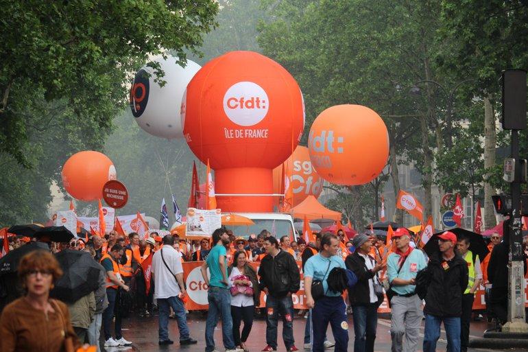 In Paris gingen 30.000 Menschen bei der zentralen Demonstration mit