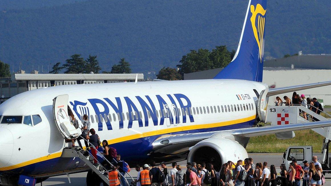 Bei Ryanair wird gestreikt