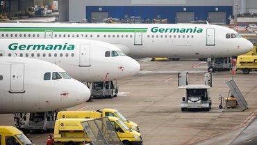 Nach Air Berlin ist nun mit Germania ein weiteres deutsches Luftfahrtunternehmen in die Insolvenz gerutscht. Die Gewerkschaft ver.di bedauert die Folgen für die Beschäftigten und sichert ihren Mitgliedern rechtliche Unterstützung zu.