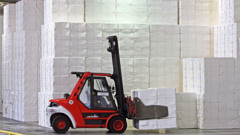 Den kräftigen Anstieg der Löhne und Gehälter in der Papier, Pappe und Kunststoffe verarbeitenden Industrie hat ver.di mit Hilfe des massiven Streikdrucks in den Betrieben erreicht
