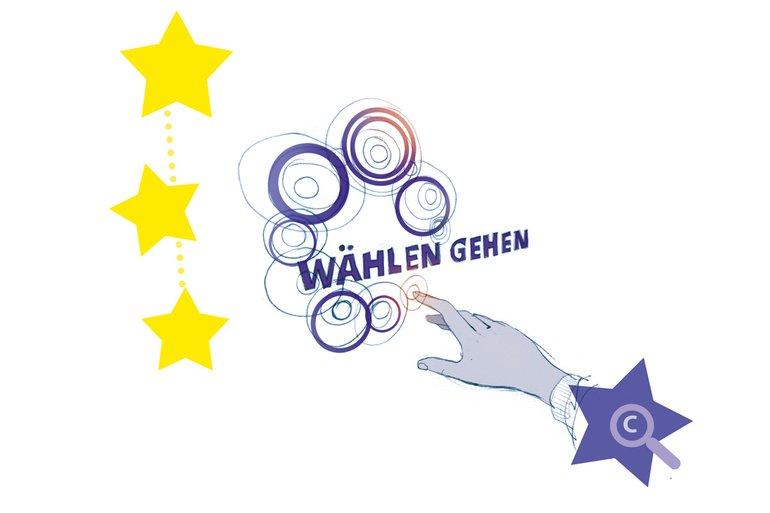 Nicht vergessen: In Deutschland wird Europa am 26. Mai 2019 gewählt