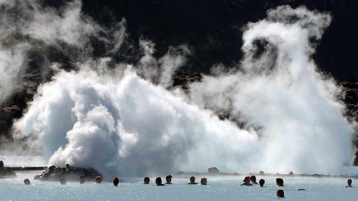 Island war 2008 das erste europäische Land, das eine Wirtschaftskrise erlebte
