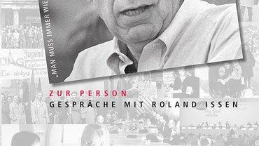 """Die Broschüre """"Man muss immer wieder Anstöße geben"""" erschien zum 80. Geburtstag des ehemaligen DAG-Vorsitzenden Roland Issen"""