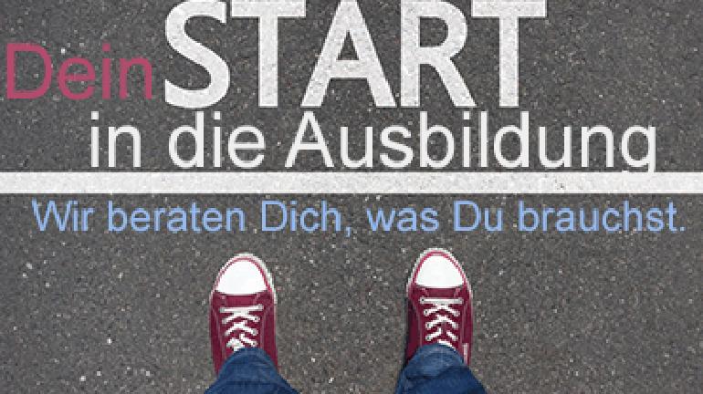 Dein Start in die Ausbildung
