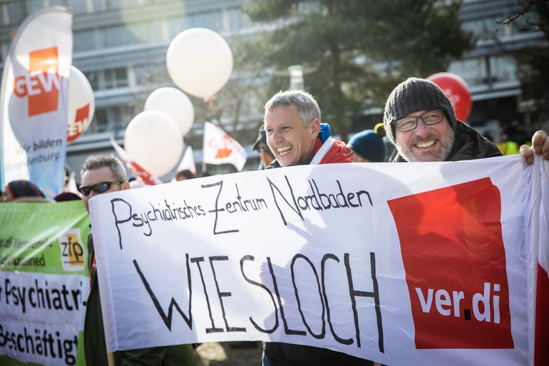 Kolleg*innen aus Baden-Württemberg