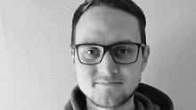 Andreas Fischer, 30 Jahre, gelernter Mechatroniker und jetzt Wassermonteur bei den Städtischen Werken Kassel, Bereich Netz und Service