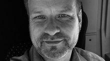 Frank Olschinka, 43, ist Busfahrer bei der Hamburger Hochbahn AG