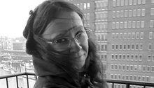 Mandy Kathe-Heppner, 34, arbeitet im Wasserstraßen- und Schifffahrtsamt (WSA) Weser –Jade – Nordsee, Standort Bremerhaven