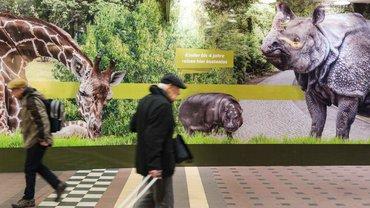 Die Eintrittspreise im Berliner Zoo sind hoch, die Löhne der Beschäftigten bundesweit die niedrigsten
