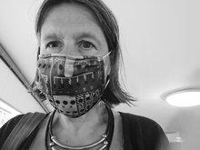 Sandra Becker, 52, bildende Künstlerin, lebt und arbeitet in Berlin