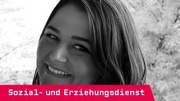 Rahel Schmidt, 29, Sozialarbeiterin, Kinder und Jugendzentrum in der Reduit, Wiesbaden