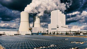 Und in Zukunft erzeugt nur noch die Photovoltaikanlage den Strom