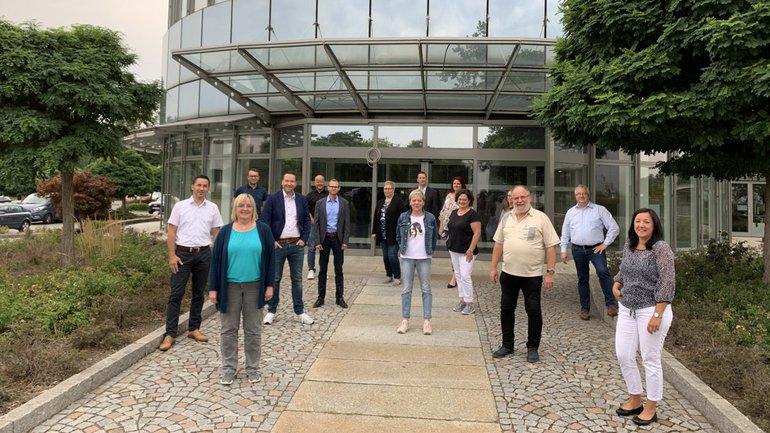 Der Personalrätepreis in Bronze geht 2020 nach Chemnitz