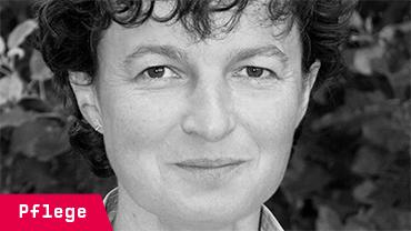 Agnes Kolbeck, 56, ist Pflegedienstleiterin einer Fachklinik für Psychosomatik und Pneumologie in der Nähe von Regensburg und Vizepräsidentin der Selbstverwaltung / Vereinigung der Pflegenden in Bayern