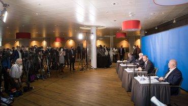 Pressekonferenz am 25.10.2020