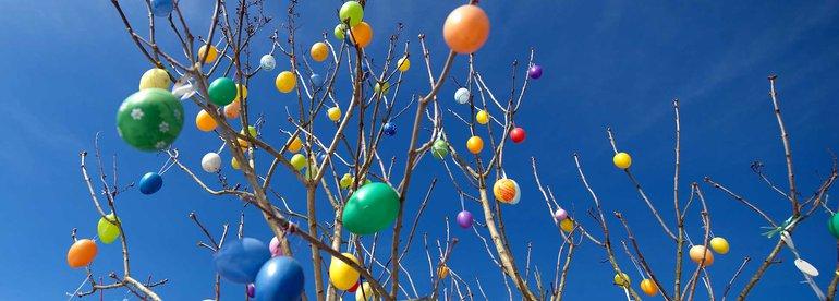 ver.di wünscht frohe Osterfeiertage!