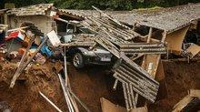 Aufräumen und Helfen ist nach der Flutkatastrophe die Devise