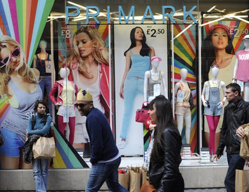 Ein super Erfolg bei Primark
