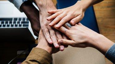 Abbildung Hände