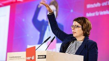 Dorothee Spannagel vom Wirtschafts- und Sozialwissenschaftlichen Institut der Hans-Böckler-Stiftung