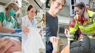 Beschäftigte im Sozial- und Gesundheitswesen
