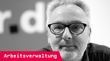 Frank Arnold (53) ist freigestellter stellvertretender Personalratsvorsitzender und Vertrauensleutesprecher bei der Arbeitsagentur in Düsseldorf. Zuvor hat er dort als Reha-Berater gearbeitet