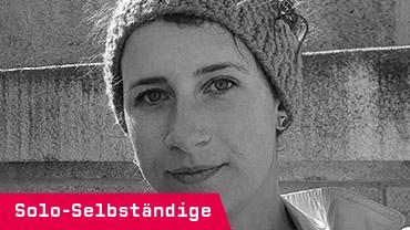 Yasmin D. (29), solo-selbstständige Lehrkraft für Deutsch als Fremdsprache in Leipzig