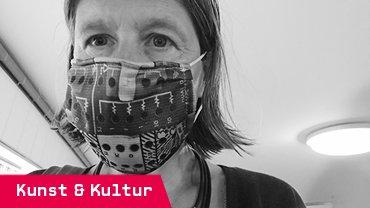 Kopie, Sandra Becker, 52, bildende Künstlerin, lebt und arbeitet in Berlin