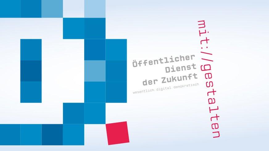 Digitalisierungskongress 2017 - Öffentlicher Dienst der Zukunft – mit://gestalten